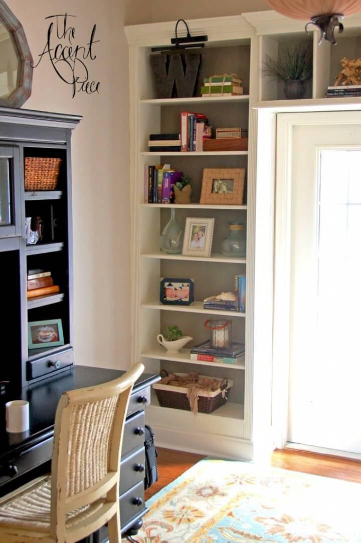 L Shaped Bookshelves Hack