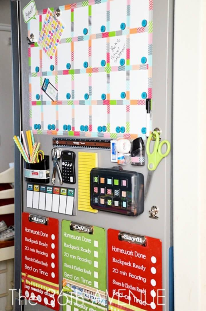 Make Back to School Command Center