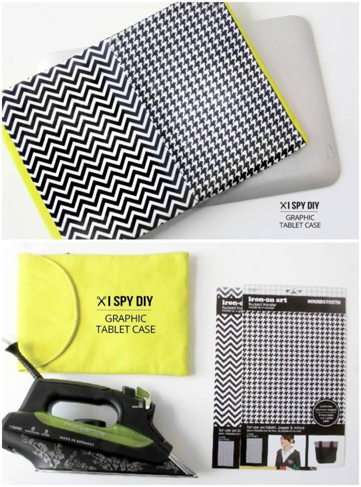 Make Graphic Tablet Case