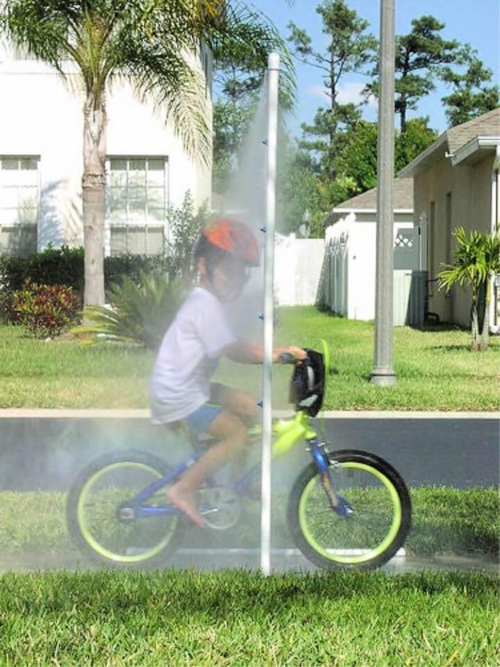 Make PVC Sprinkler Water Toy