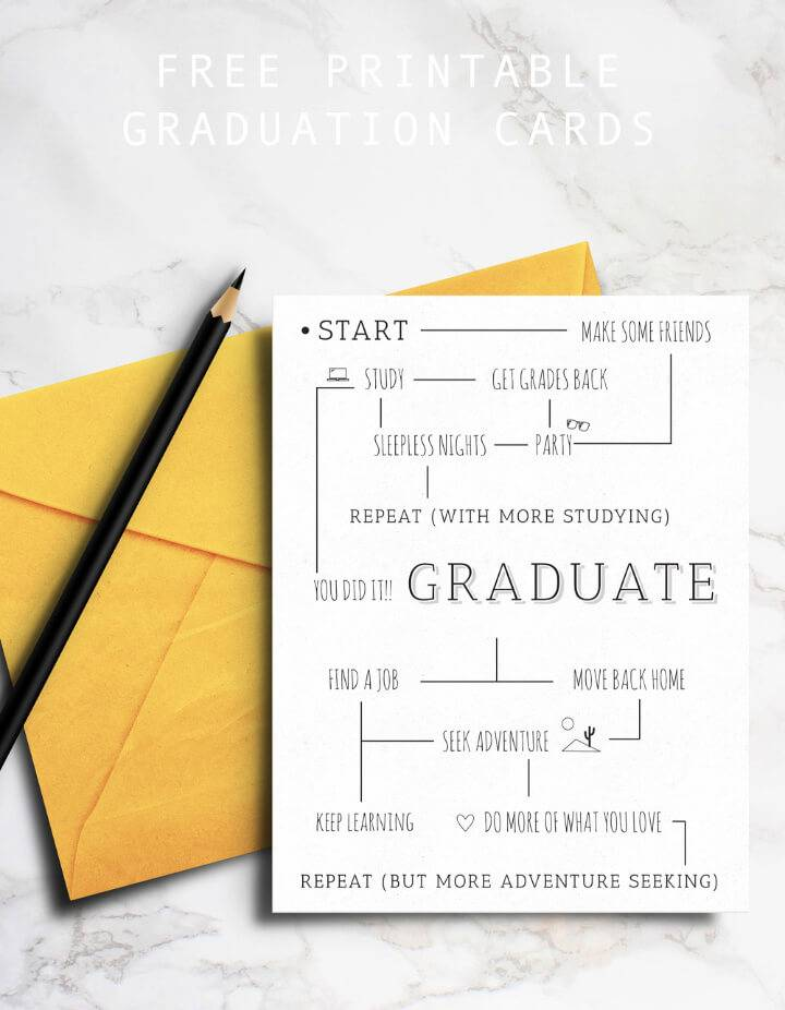 Make Your Own Graduation Cards