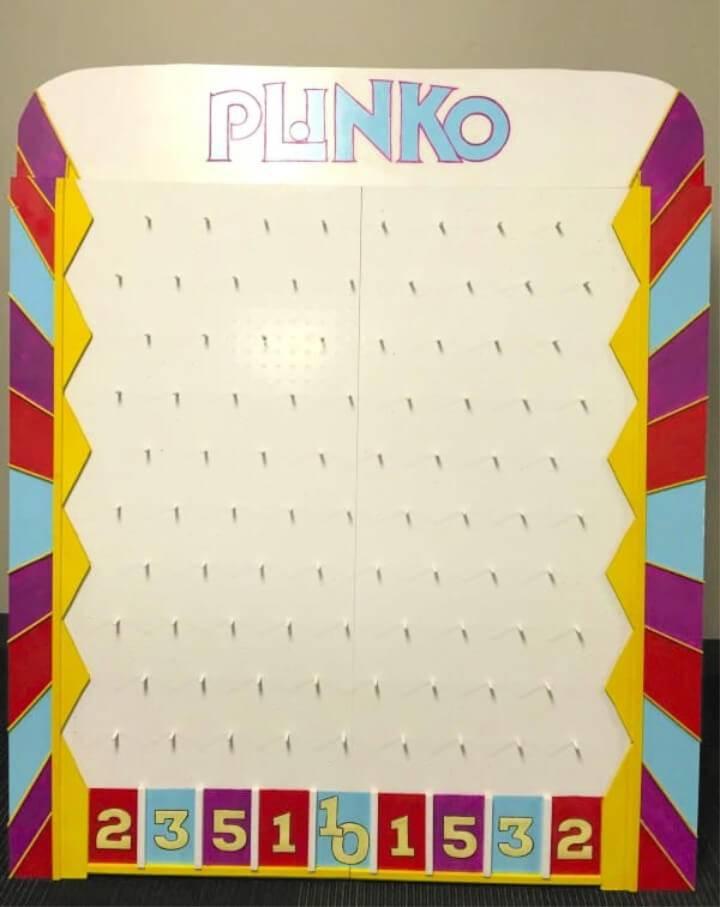 Make Your Own Plinko Board