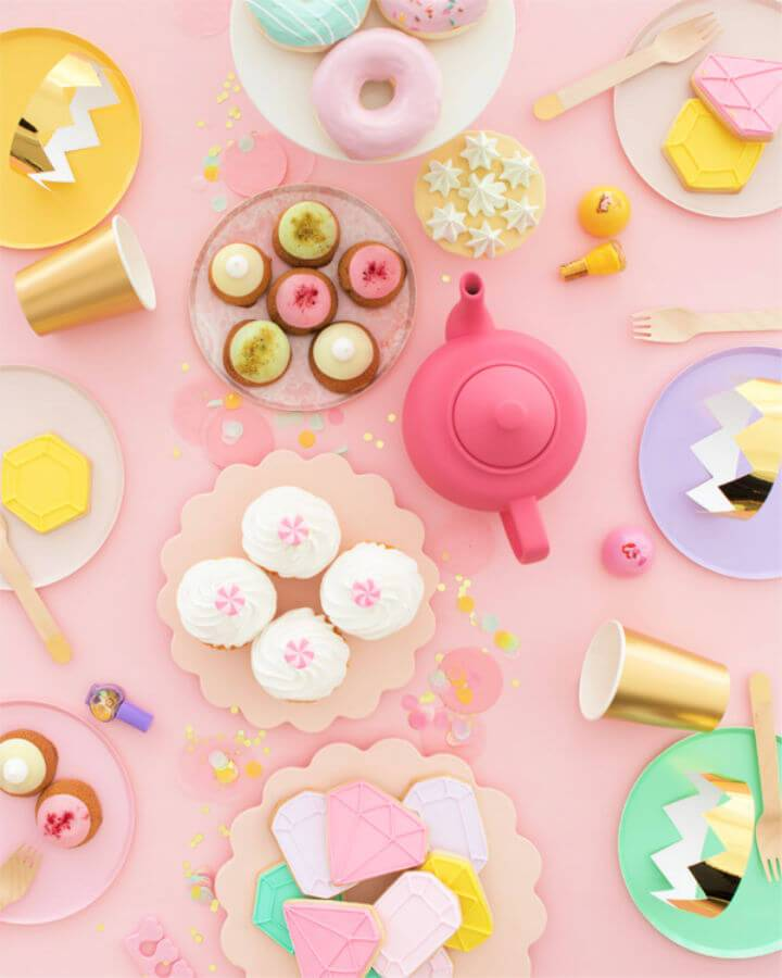 Modern Princess Tea Party