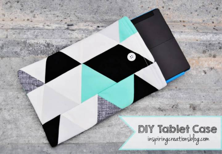 Sew Your Own Tablet Case