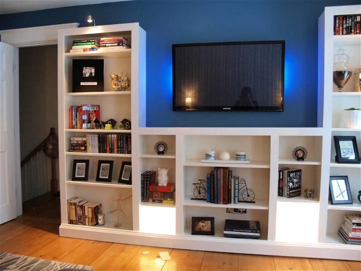 Turning IKEA bookshelves into Builtins