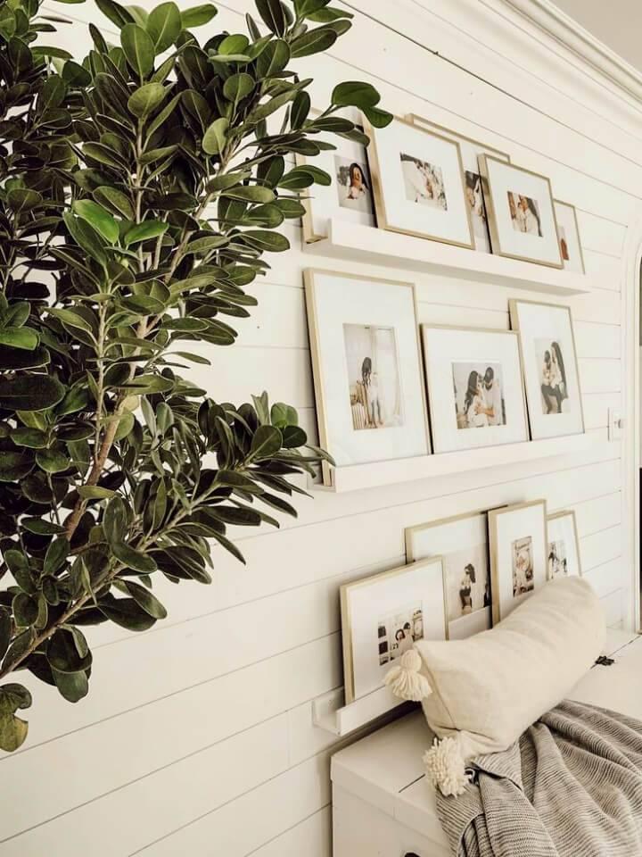 Farmhouse Gallery Wall