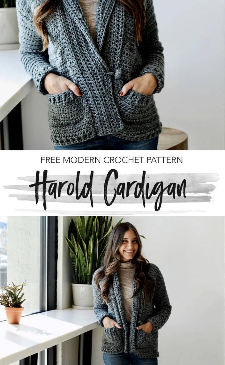 Harold Cardigan