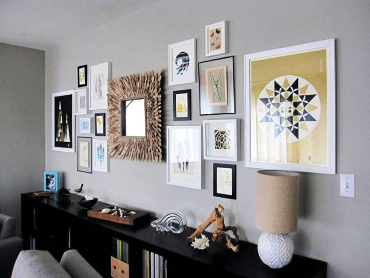Wall Gallery for Beauty Home Space