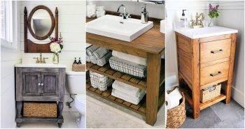 Build a DIY Bathroom Vanity from Scratch