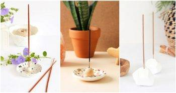 DIY Incense Holder Ideas To Make Your Own