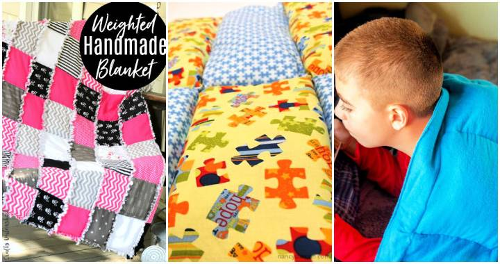 DIY Weighted Blanket Ideas