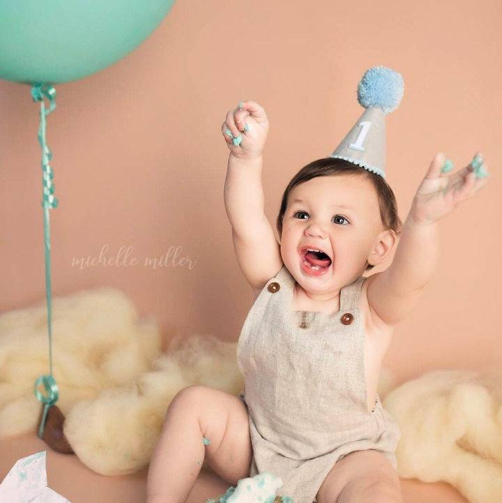 Easy to Make Birthday Hat