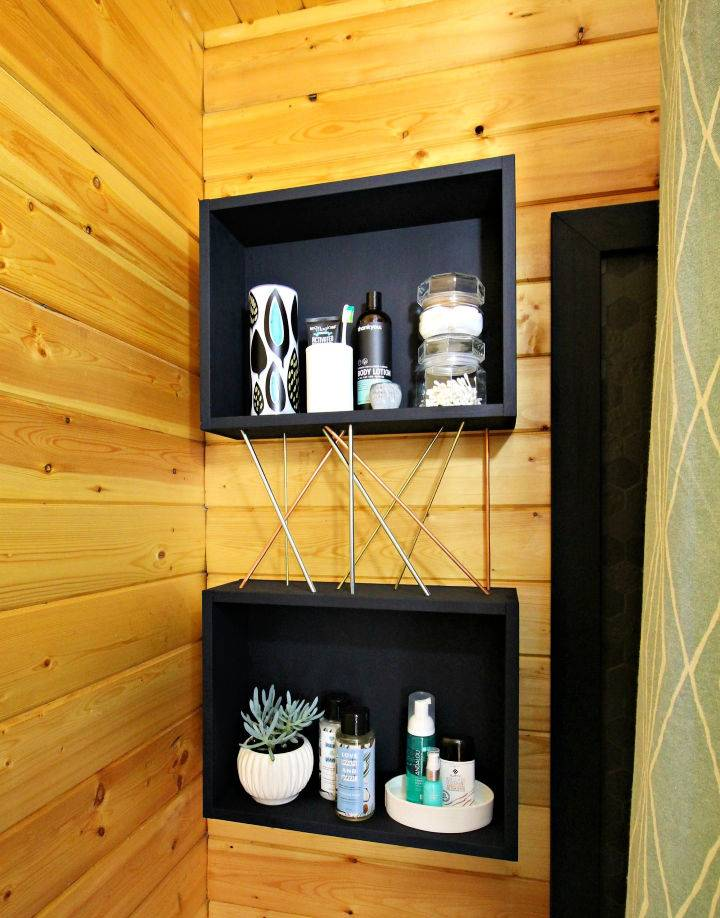 How to Build Wood Storage Cubbies