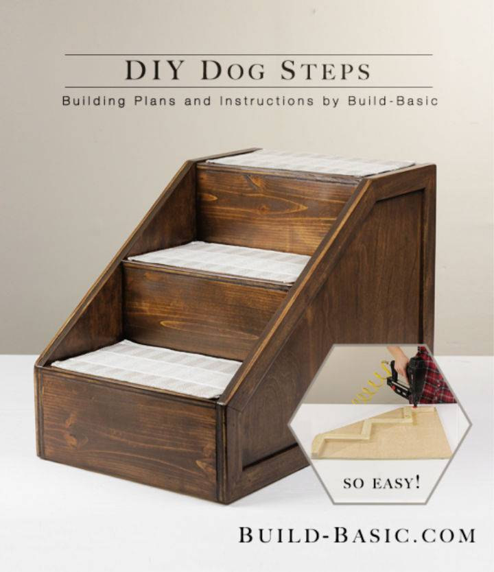 Make Pet Steps On a Budget