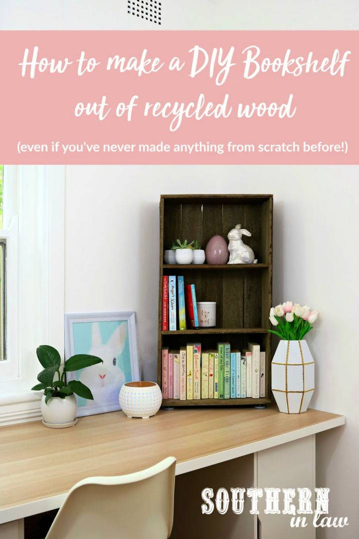 Make a Bookshelf from Scratch