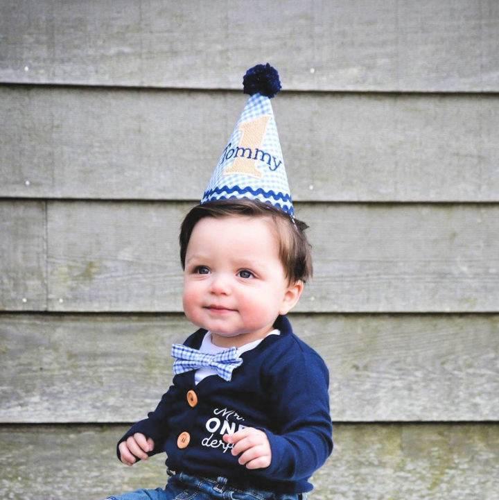 Perfect Birthday Baby Hat