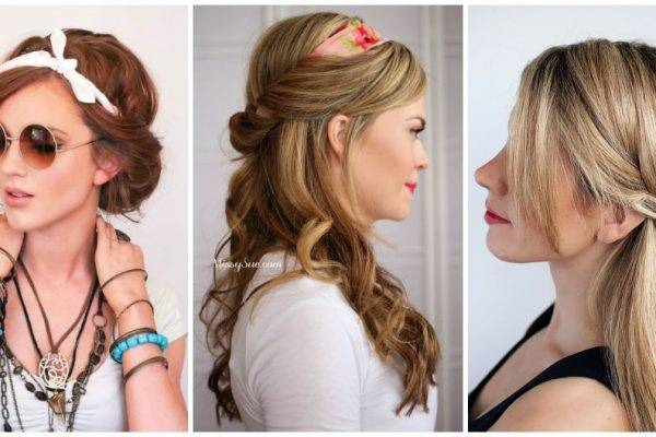 20 Easy 5 Minute Hairdo Ideas for 2020