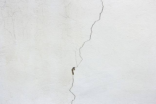 Check and fix any hole or cracks in your walls