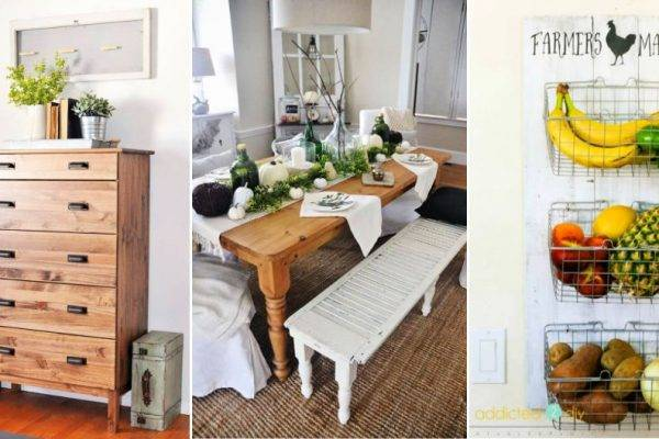 40 DIY Ideas Inspired by Chip and Joanna Gaines Designs