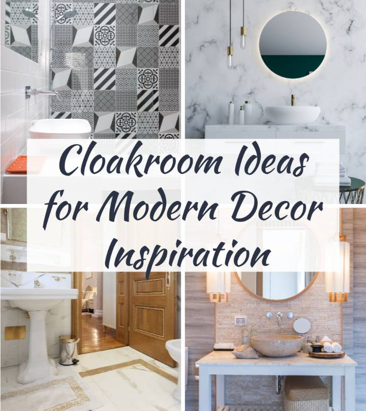 6 Cloakroom Ideas for Modern Decor Inspiration