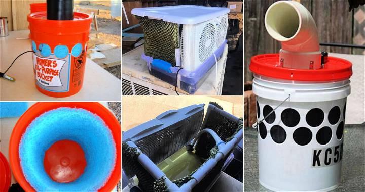 7 Simple DIY Homemade Swamp Cooler Plans