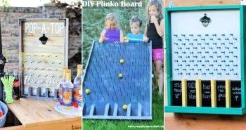 8 Simple DIY Plinko Board Plans