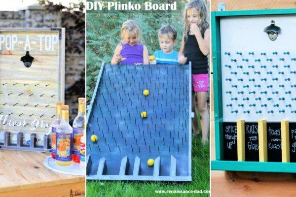 8 Simple DIY Plinko Board Plans