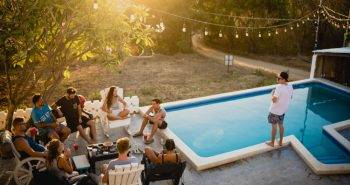 DIY a Pool Party in Your Backyard
