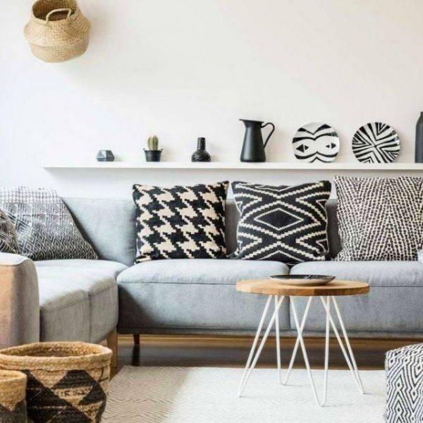 Basic Principles for Choosing Throw Pillows