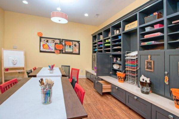4 Reasons Why Converting Your Basement Into a Craft Room Makes Sense