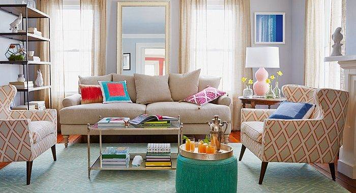 6 Best Living Room Makeover Ideas to Try