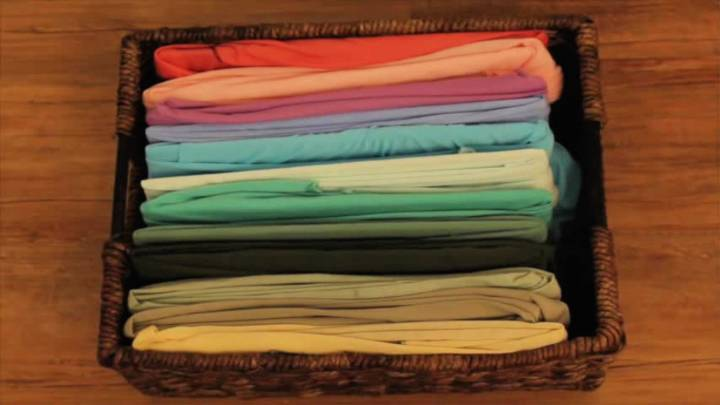 DIY Hijab and Scarf Storage