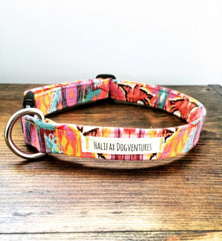 Making Your Own Dog Collar