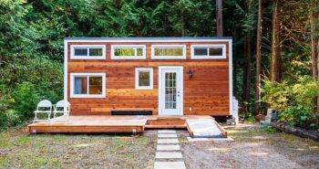6 Creative Ideas to Decorate a Tiny House 1