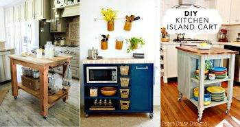 35 Free DIY Kitchen Island Plans and Ideas