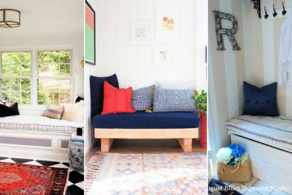 10 Easy DIY Daybed Cushion Ideas