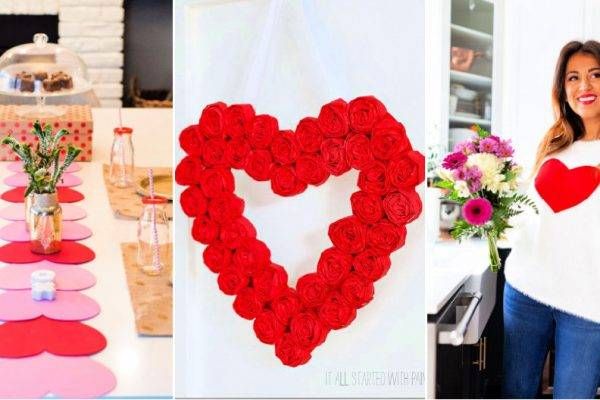 15 Unique Valentine's Day Crafts and Gifts