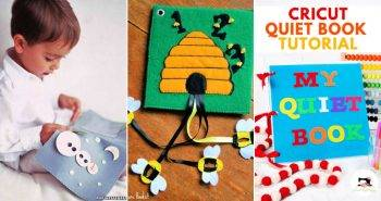 20 Easy DIY Quiet Book Patterns