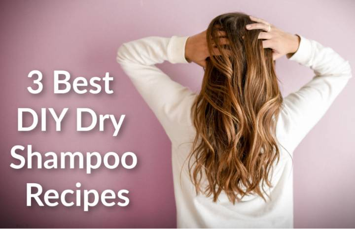 3 Best DIY Dry Shampoo Recipes for Any Hair Color