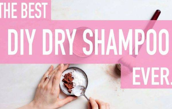 3 Best Homemade DIY Dry Shampoo Recipes for Any Hair Color