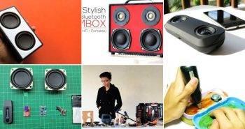 14 Cheap DIY Bluetooth Speaker Ideas