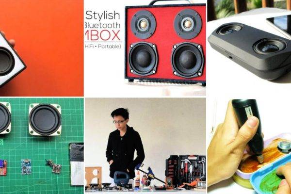 14 Cheap DIY Bluetooth Speaker Ideas