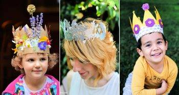 15 diy paper15 diy paper crown template and patterns - how to make a paper crown