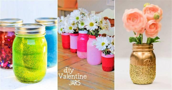 DIY glitter jar ideas to make your own calming jar