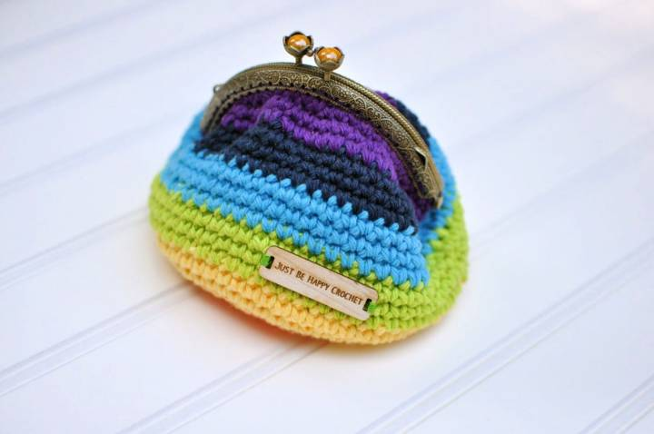 How To Crochet Coin Purse