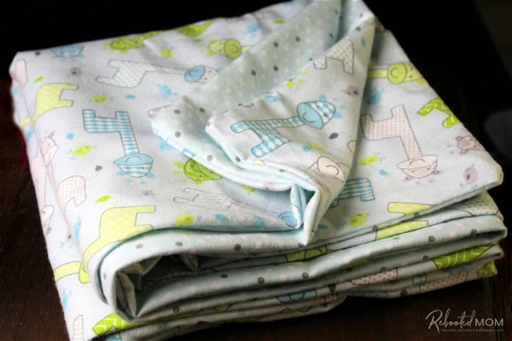 10 Minute Baby Blanket Pattern