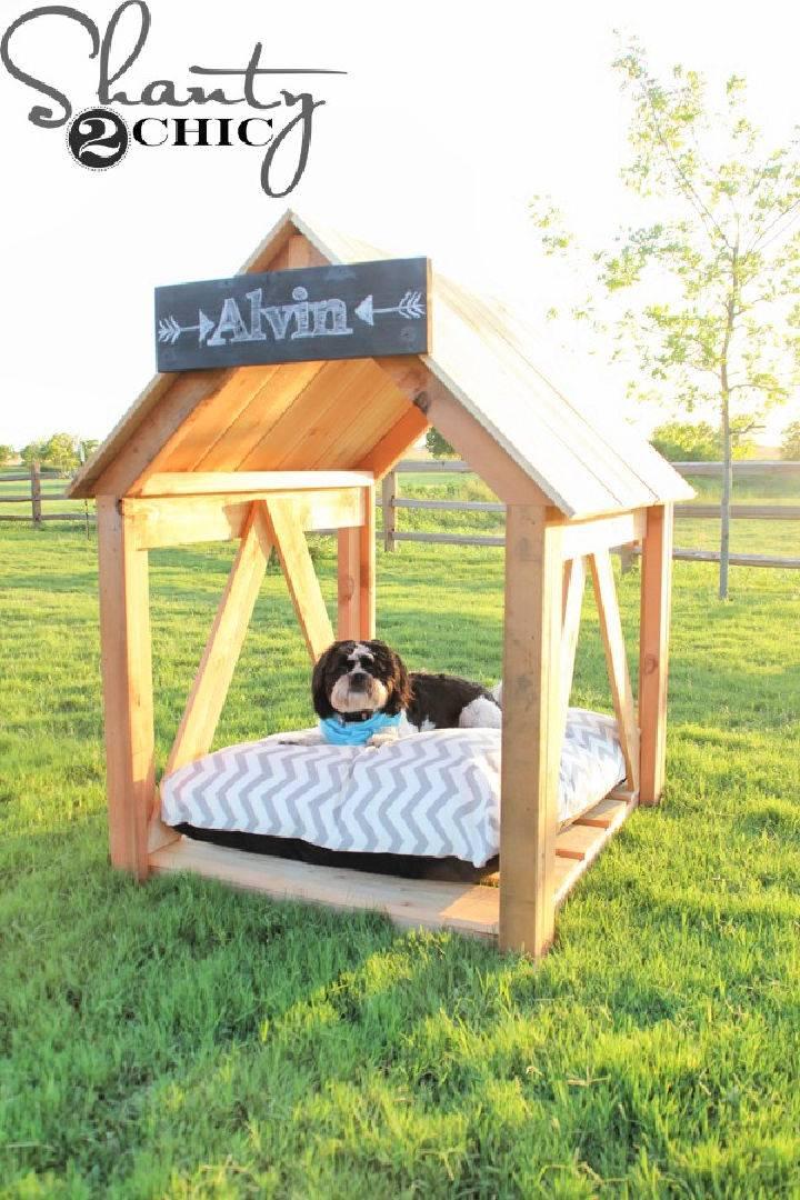 Breezy Dog House