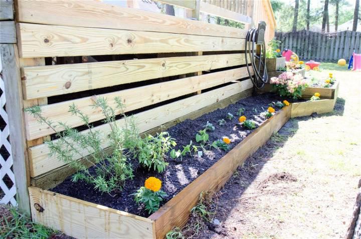 Build a Tiered Herb Garden