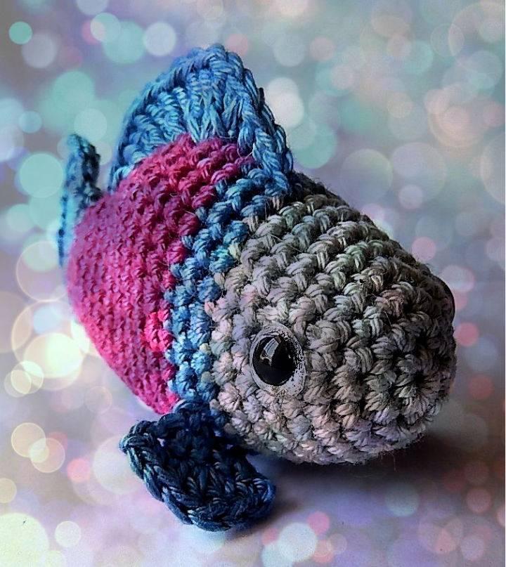 Crochet Little Fish Amigurumi