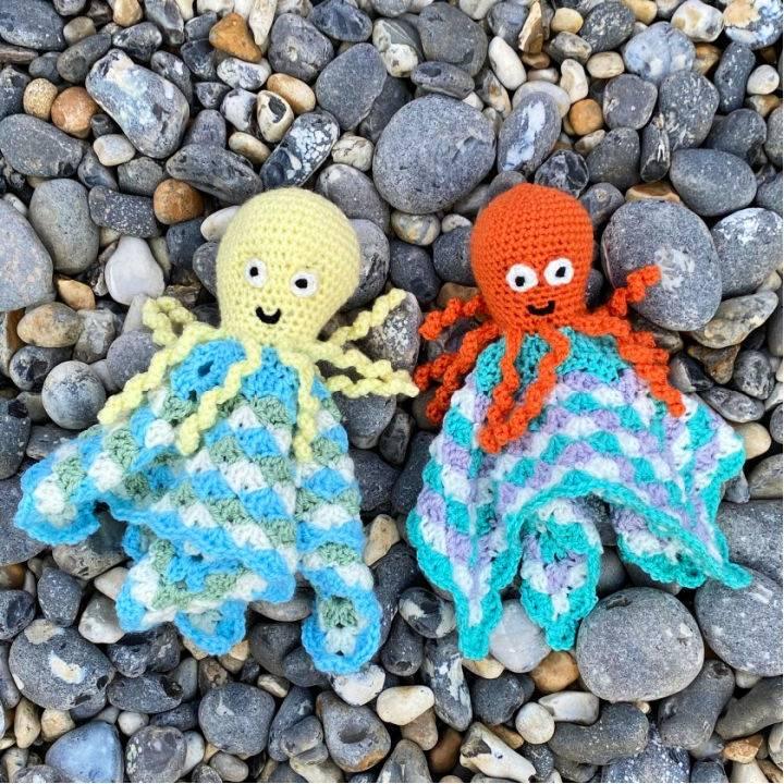 Crochet Osmond the Octopus